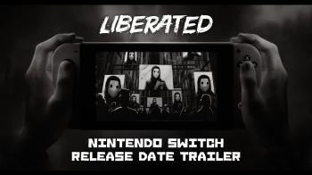 Стала известна дата выхода интерактивной графической новеллы Liberated для Nintendo Switch