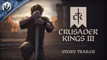 Стала известна точная дата выхода Crusader Kings 3