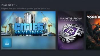 Steam подскажет, какую игру из библиотеки запустить