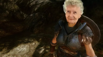 Бабушка-стример игры Skyrim объявляет о сокращении стримов ради своего здоровья после натиска негативных комментариев