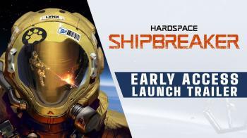 Симулятор космического слесаря Hardspace: Shipbreaker хвалят игроки и журналисты