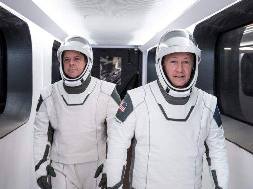 Создатель скафандров SpaceX работал над костюмами Бэтмена идругих супергероев