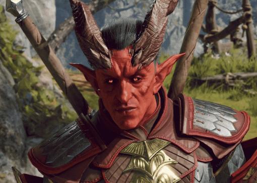 Основатель Larian Studios показал геймплей Baldur's Gate III