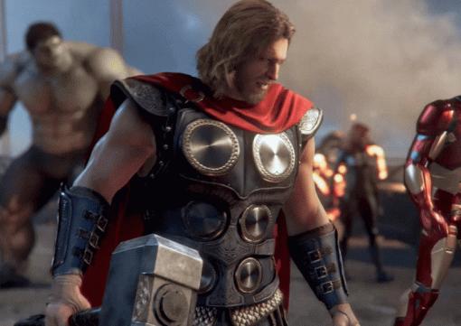 Что показали напрезентации Marvel's Avengers