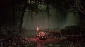 Красивый новый трейлер Little Devil Inside наполненый гигантскими монстрами