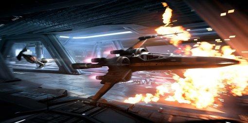 ПКненужен: Star Wars Squadrons наPS4 стоит дешевле, чем вSteam