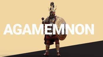 Новый трейлер Total War Saga: Troy посвящён Агамемнону