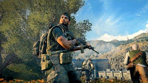 Всеть слили возможный геймплей Call ofDuty: Black Ops Cold War
