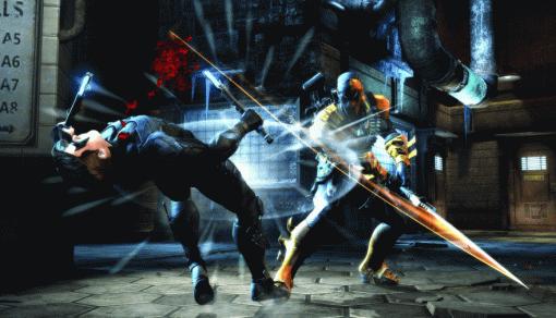 ВPlayStation Store можно бесплатно получить Injustice: Gods Among Us