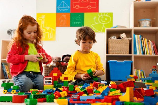 Конструкторы на подарок ребенку любого возраста