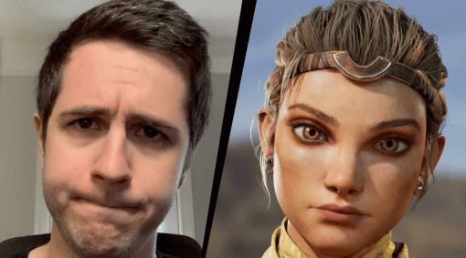 Epic Games разработали приложение для переноса мимики вUnreal Engine