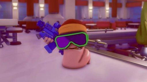 Анонсирована Worms Rumble— королевская битва про червяков для ПКиPS5
