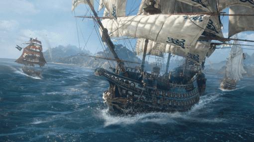 Ubisoft перезапустила разработку Skull & Bones— игры оморских сражениях