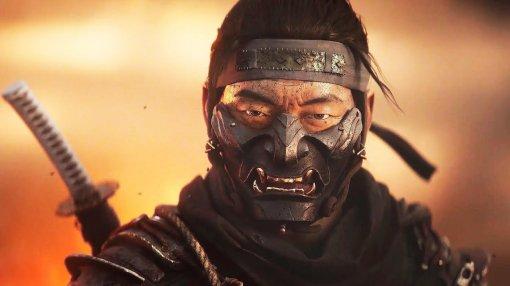 Sony показала, как выглядит главное меню Ghost ofTsushima