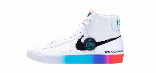 Nike представила геймерские кеды