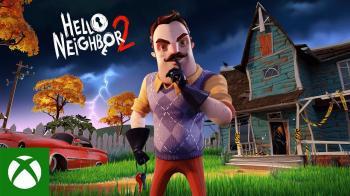 Hello Neighbor 2 выйдет в 2021 году
