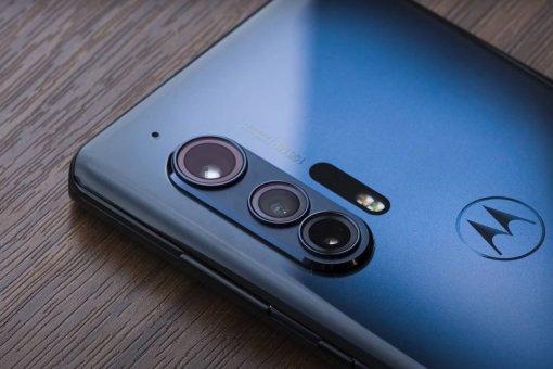Флагман Motorola Edge+ с12 ОЗУ приехал вРоссию