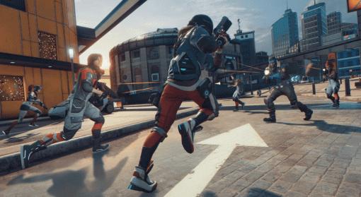 Ubisoft показала геймплейный трейлер Hyper Scape— новой королевской битвы