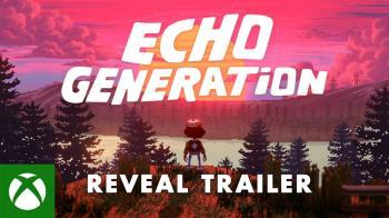 Анонсирована Echo Generation - пиксель-артовая ретро-адвенчура
