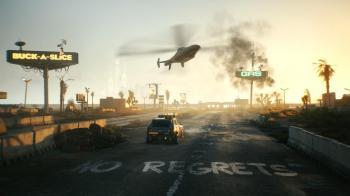 Полная карта Найт-Сити из Cyberpunk 2077