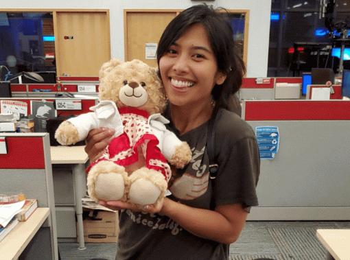 Райан Рейнольдс идругие звезды кино помогли девушке вернуть украденного медведя