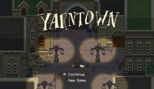 Yarntown— это фанатская Bloodbrone в2D. Внее можно сыграть бесплатно