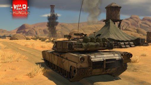 «Ощущение чего-то фантастического»: ветеран армии США оценил танк «Абрамс» вWar Thunder