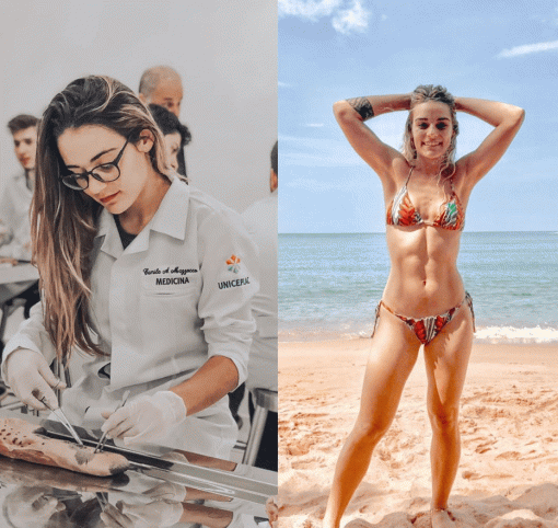 Женщины-медики массово публикуют свои фото вбикини. Таким образом они отстаивают свои права