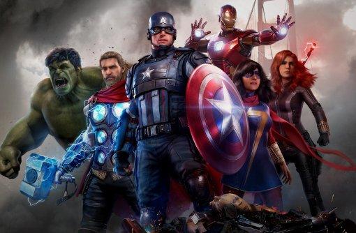 Соколиный Глаз иподробности беты— новости отавторов Marvel's Avengers