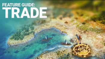 Новый трейлер представляет торговлю в Total War Saga: Troy