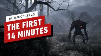 14 минут геймплея DLC