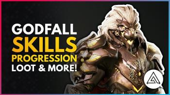 Новый геймплейный ролик предстоящей экшен-RPG Godfall