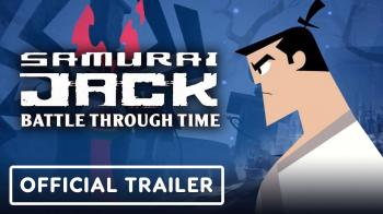 Samurai Jack: Battle Through Time выйдет в конце августа
