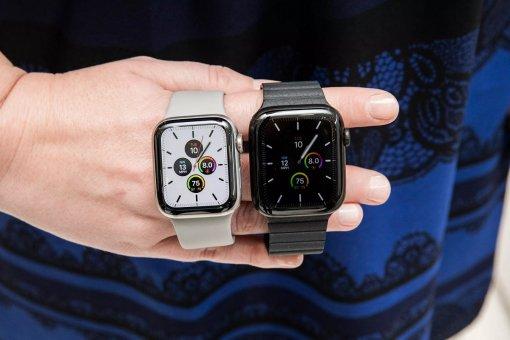 Названы самые популярные смарт-часы 2020 года