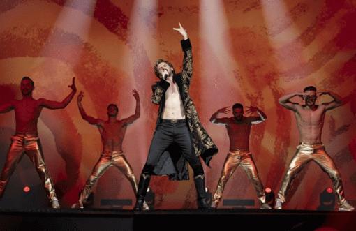 Исландский участник «Евровидения» сделал кавер напесню изфильма про «Евровидение»