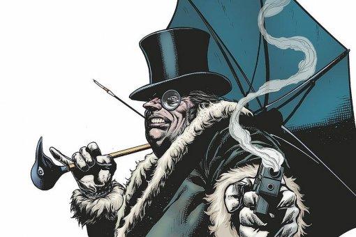 Втрейлере «Бэтмена» заметили Пингвина. Внем почти нельзя узнать Колина Фаррелла