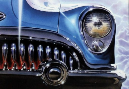 """Режиссер «Земли вампиров» экранизирует роман Стивена Кинга «Почти как """"Бьюик 8""""»"""