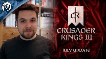 Новое видео Crusader Kings 3 рассказывает о вассалах, портретах персонажей и многом другом