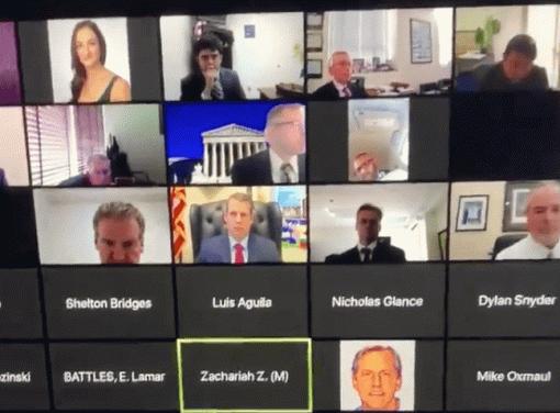 Пранкеры сорвали онлайн-слушания поделу хакера, взломавшего аккаунты знаменитостей