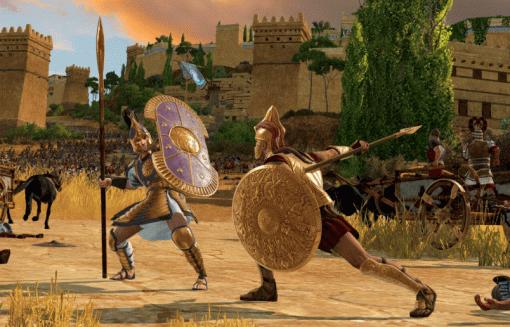 Более 7,5 миллионов игроков бесплатно забрали ATotal War Saga: Troy