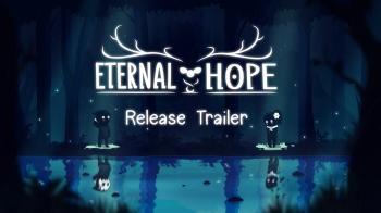 Релизный трейлер адвенчуры Eternal Hope