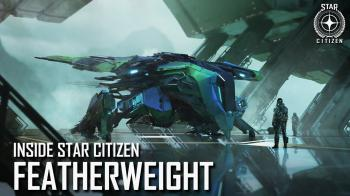 Видео Star Citizen показывает новый корабль и захват движения в Squadron 42; Краудфандинг дошел до 309 млн долларов