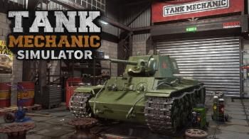 Tank Mechanic Simulator вышел на Nintendo Switch