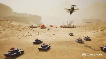 Новое обновление для Comanche добавит в игру режим от третьего лица и улучшенное управление