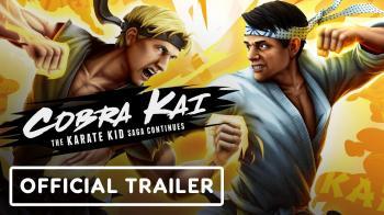 Cobra Kai выйдет на консоли в октябре