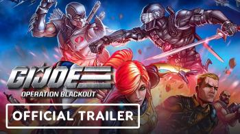 Анонсирована G.I. Joe: Operation Blackout для PS4, Xbox One, Switch и ПК