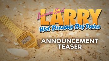 Ларри возвращается в новой серии адвенчуры Leisure Suit Larry - Wet Dreams Dry Twice