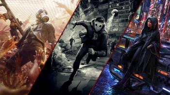 Cloudpunk, Liberated и другие игры появились в разделе