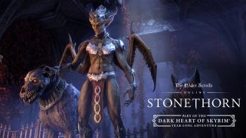 Новый геймплейный трейлер The Elder Scrolls Online: Stonethorn