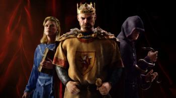 Трейлеры и видео Crusader Kings 3 посвящены военным, технологиям, деньгам и средневековой Испании